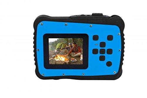 Coleman C6WP-BL Xtreme 12.0 MP/HD Underwater Digital & Video Camera (Blue)