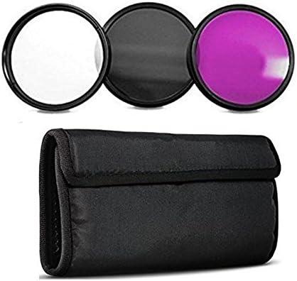 Power Up 95mm Filter Set Ultraviolett Polfilter Kamera