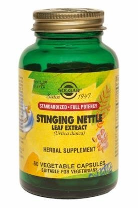 Solgar Standardized Stinging Vegetable Capsules product image