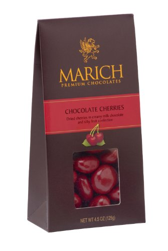 Chocolate Covered Dried Cherries - 5