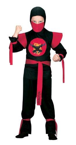 Child Jackie Chan Ninja Costume - Child Small