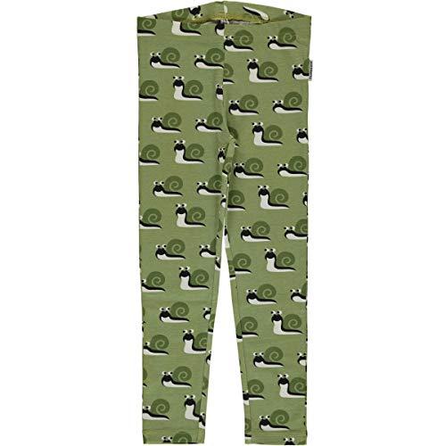 maxomorra Legging APPLE GREEN