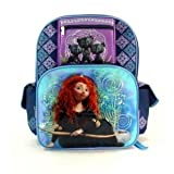 Disney Brave Full Size Backpack – Bow and Arrow, Bags Central