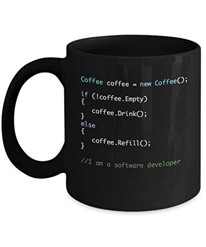 Best Developer Coffee Mug - Great Gift for Programmer, office colegue