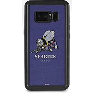 US Navy Galaxy Note 8 Case - Seabees Can Do   Military X Skinit Waterproof Case from Skinit