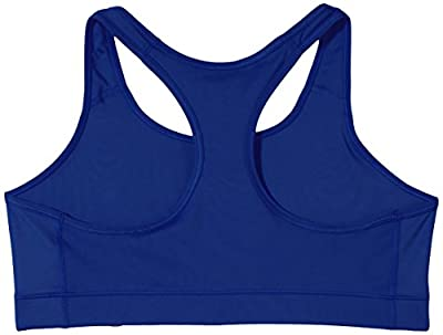 Women's Nike Pro Victory Compression Sports Bra (375833-435) - BLUE/WHITE