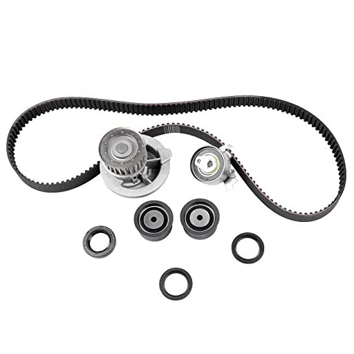 ECCPP Engine Timing Belt Water Pump Kit For 1999-2008 Daewoo Nubira Suzuki Chevrolet Optra 2.0L
