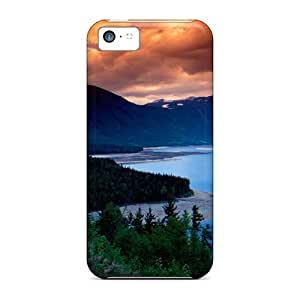 AlikonAdama Iphone 5c Well-designed Hard Cases Covers Awesome Nature Protector