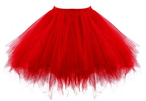 Buy dress poofy skirt - 6