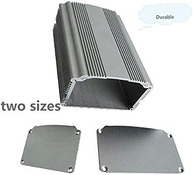 POWERTOOL Caja de proyectos de aluminio caja electrónica de ...