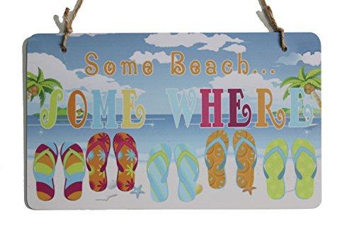 Unique Sign Some Beach SomeWhere
