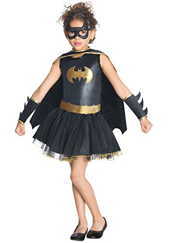 Tutu Robin Girls Costumes (Superhero Tutu Costume - Medium)