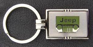 Jeep Keychain with Free Engraving product image