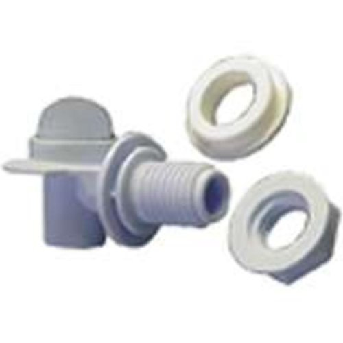 Rubbermaid #2b87-25 Wht Replacement Faucet Kit (Spout Replacement Assembly)