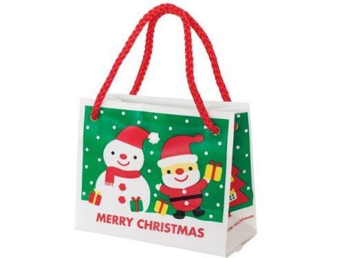 HEADS キューブバッグ クリスマス ミニサンタ グリーン (20枚) XMS-3B まとめ売り 10パック B077M3QPJW