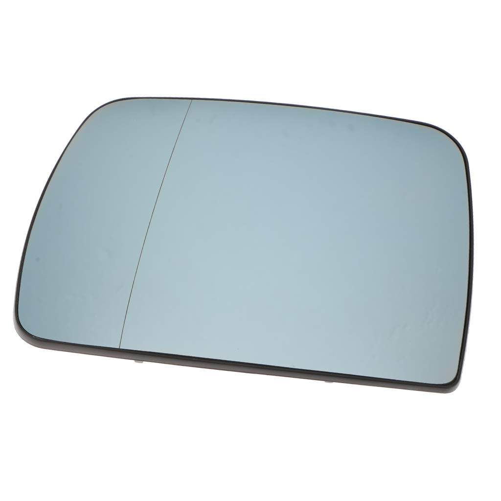 Right Driver Side Wing Door Mirror Glass for BMW X5 E53 1999-2006 Stick
