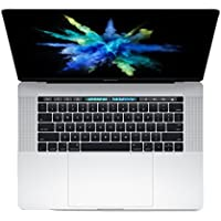 Apple MacBook Pro 15.4-inch 1TB Touch Bar Silver (3 Year AppleCare, 2.8GHz i7, 16GB RAM, Radeon Pro 555, Mid 2017) Factory Upgraded MPTU2LL/A - Z0UD0000Y