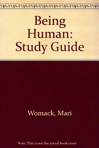 Being Human: An Introduction to Cultural Anthropology(STUDY  GUIDE