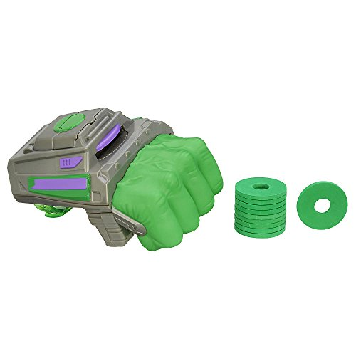 Marvel Hulk and the Agents of S.M.A.S.H. Gamma Blastin' Glove