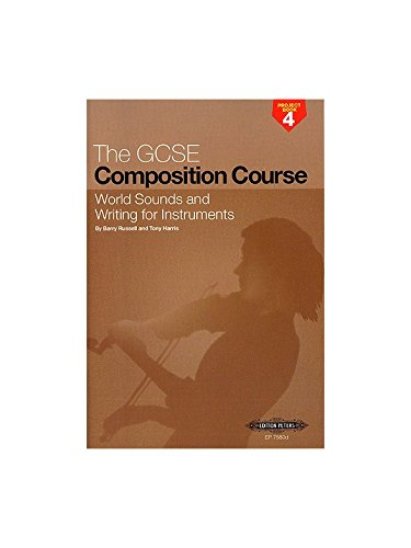 The GCSE Composition Course - Project Book 4