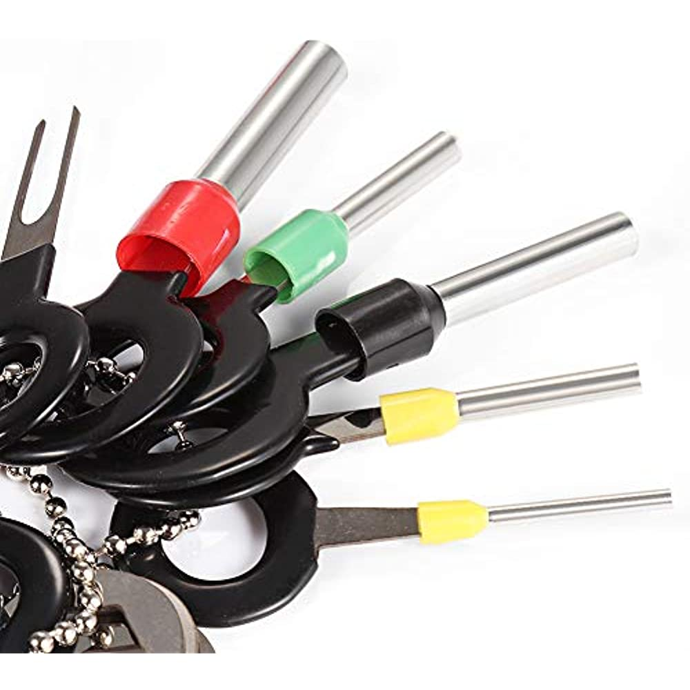 Auto Terminals Removal Key Tool Set Car Electrical Wiring