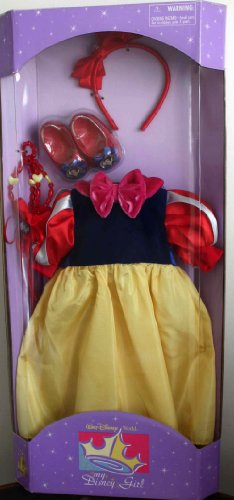 [My Disney Girl Snow White Costume Outfit for 18