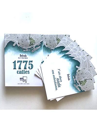 1775 calles Edición Limitada (Prosa poética): Amazon.es: Gómez ...