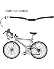 QKP Ciclismo Montaña MTB Bicicleta Elevador Manillar De Aleación De Aluminio 31.8 * 620 M M