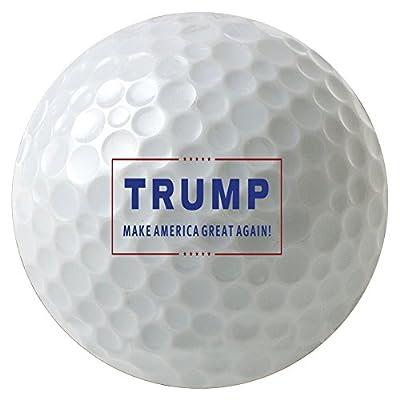 Donald Trump for President 3-Pack Printed Golf Balls