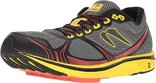 Newton Running Men's Motion 7 Charcoal/Yellow 14 D US