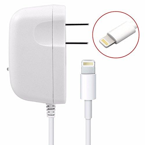 Price comparison product image Verizon Apple iPad Pro 9.7-inch Premium 8 Pin Travel Wall Charger WHITE
