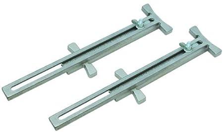 QLT By MARSHALLTOWN ALS504 Aluminum Adjustable Line Stretchers