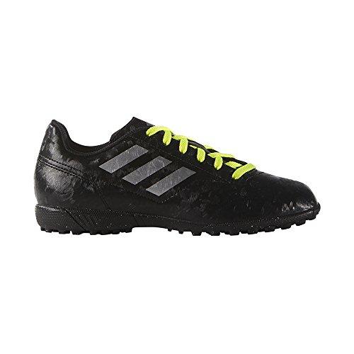 Adidas Conq uisto II TF J–cblack/silvmt/solred