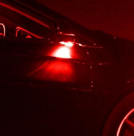 2x refleja SMD LED luces rojas adecuados para Audi A3 A4 B6 B4 B5 8P 8L S3 S4 TT xenón puede: Amazon.es: Coche y moto