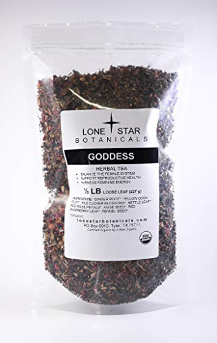 Goddess (Loose Leaf Tea Blend) - ½ lb