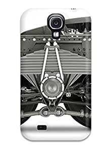 New Style Delores Sands Vehicles Motorcycle Premium Tpu Cover Case For Galaxy S4