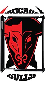 Raging fire£¨ TM £©Fashion Chicago Bulls for ipad2/3/4 Cell Phone Cases Cover Popular Gifts