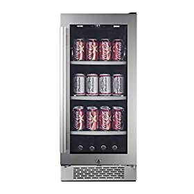 Avallon 86 Can 15″ Built-in Beverage Cooler ...