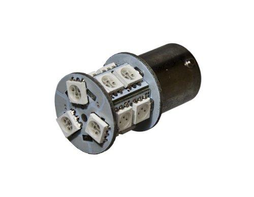 for Tail//Brake//Turn Light Applications CBconcept 1156-13SMD-B Blue 13 High Power SMD5050 12-volt DC LED 1156 Bayonet BA15S