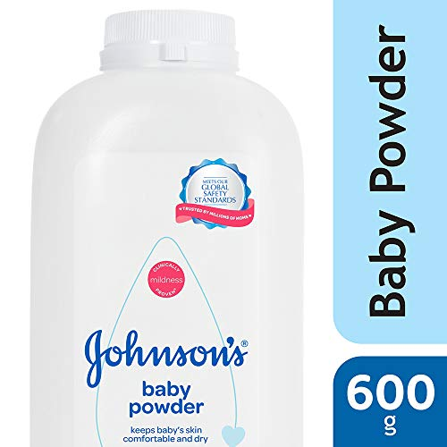 Johnson's Baby Powder, 600g