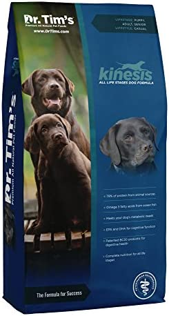 Dr. Tim S Premium All Natural Pet Food Kinesis All Life Stages Dog Formula 5