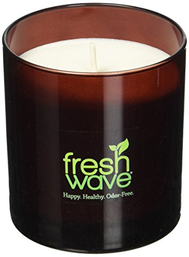 Fresh Wave FRFRB Odor Removing Candle, 7 oz - Odor Neutralizing Candle