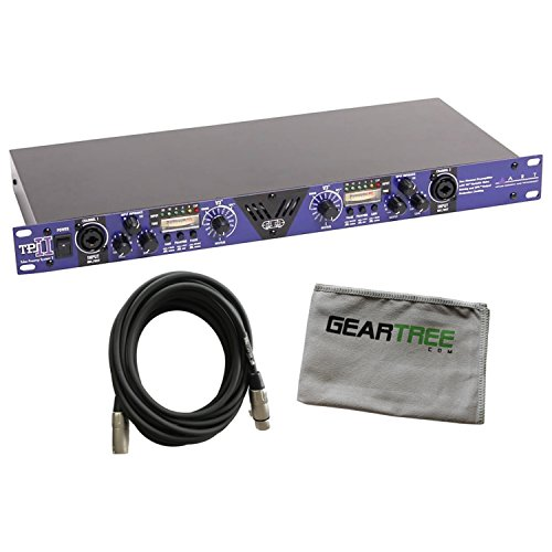 (ART TPS II Tube Preamp System TPSII w/XLR Cable and Geartree Cloth)