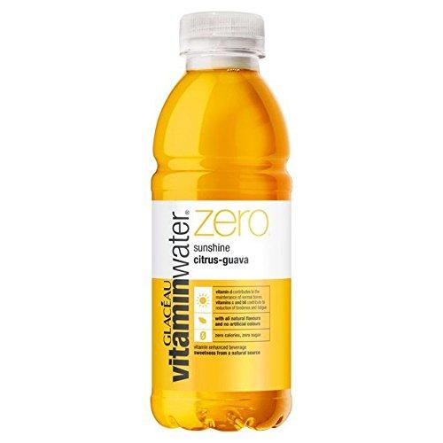 Glaceau Vitamin Water Sunshine Zero - 500ml (16.91fl oz)