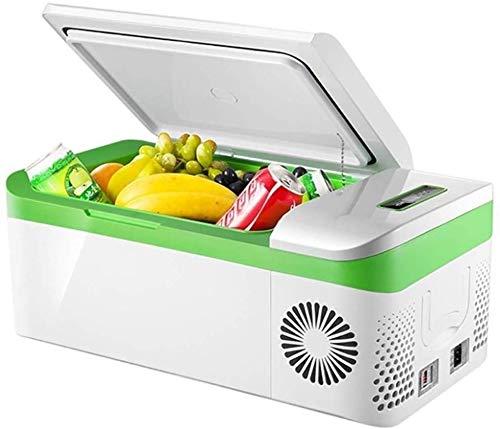 15L portátil enfriar el congelador compresor eléctrico Caja de ...