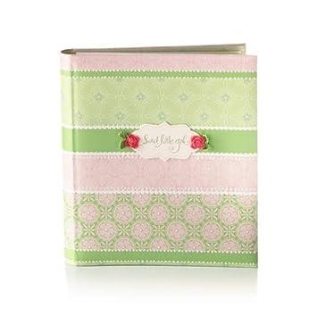Amazon.com: Hallmark bebé bba7017 dulce niña 5 años Libro de ...