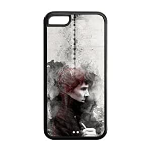 Custom Sherlock Cover Case for iPhone 5C LC-753