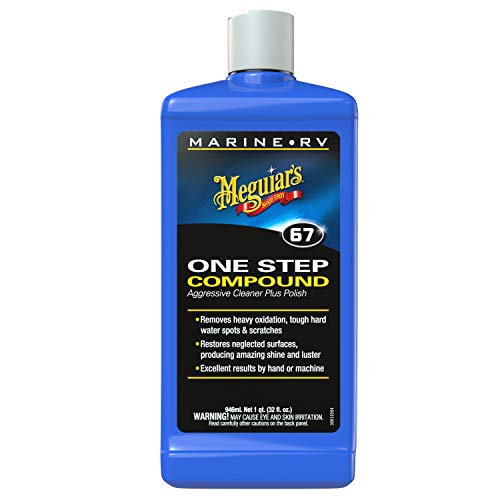 Meguiar'S M6732 MarineRv One