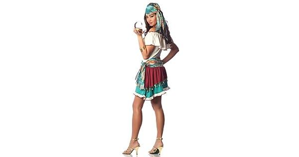 Amazon.com: Delicious Gypsy Rose – Disfraz: Clothing