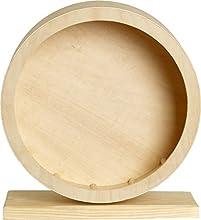 Karlie Bogie Wheel Rueda de Madera 30 cm, Wonderland, marrón, L, 84199